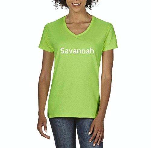 green savannah lady dress - 7