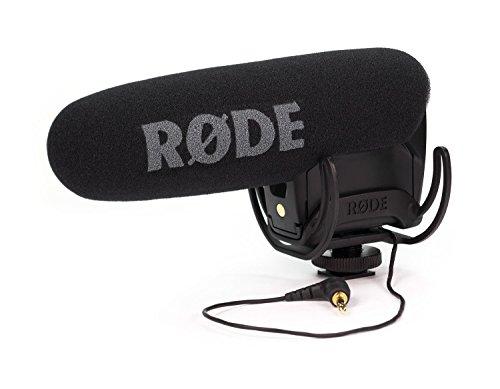 Microfone para Câmera RODE VIDEOMIC PRO R