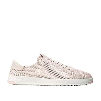 Cole Haan Women's Grandpro Tennis Stitchlite Sneaker, Peach Blush, 5 B US