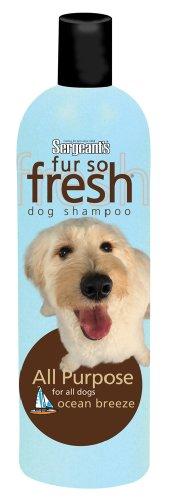 Sergeant's Fur-So-Fresh 21-4/5-Ounce Dog Shampoo, My Pet Supplies