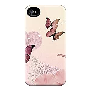 HkBvRKX6354QIrGq Tpu Phone Case With Fashionable Look For Iphone 4/4s - Summer Things