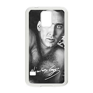 Happy nicolas cage Phone Case for Samsung Galaxy S5