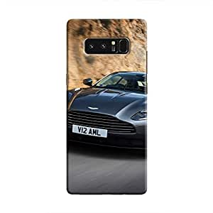 Cover It Up - AM DB11 Galaxy Note 8 Hard Case