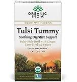 Cheap Organic India Tulsi Wellness Tummy Tea, 25 Tea bags