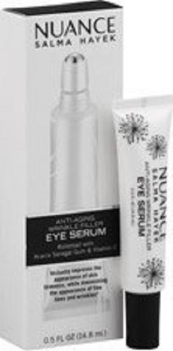 Nuance Salma Hayek Anti-aging Wrinkle Filler Eye Serum, 0.5 fl. oz. by Nuance Salma Hayek