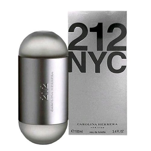 Carolina Herrera 212 Eau De Toilette Spray For Women  3 4 Fluid Ounce