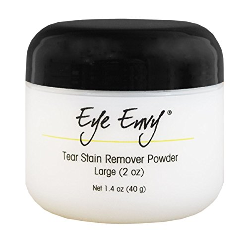 Eye Envy Dog Cat Pet Tear Stain Remover Tearstain Removal System 2 Oz Powder