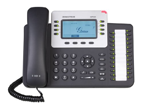 Grandstream GS-GXP2124 Enterprise 4-Line HD IP Desk/VoIP Phone and Devices