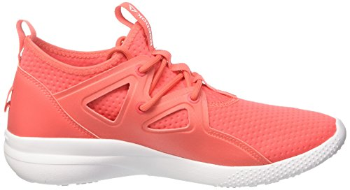 Reebok Bd4967, Zapatos de Danza Moderna/Jazz para Mujer Naranja (Fire Coral /             White)