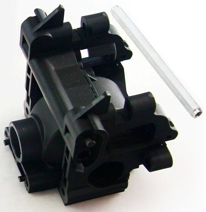 HPI Savage X 4.6 BULKHEAD (diff differential case shock tower pinion SS XL (Diff Pinion)