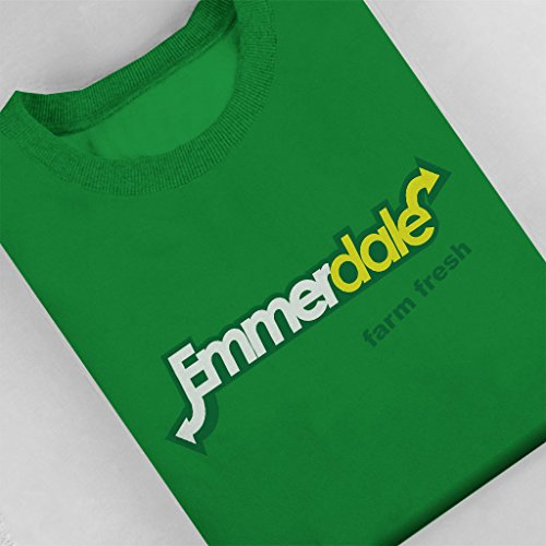Emmerdale Subway Logo Farm Fresh Women's Sweatshirt