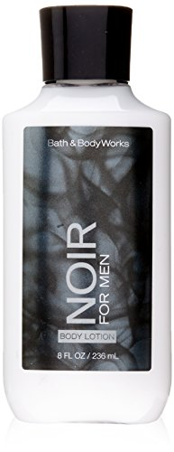 Bath & Body Works, Signature Collection Body Lotion, Noir For Men, 8 Ounce