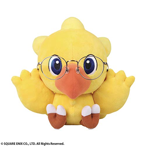 Square Enix Final Fantasy: Chocobo (Eyeglasses Stand Version) - Chocobo Plush