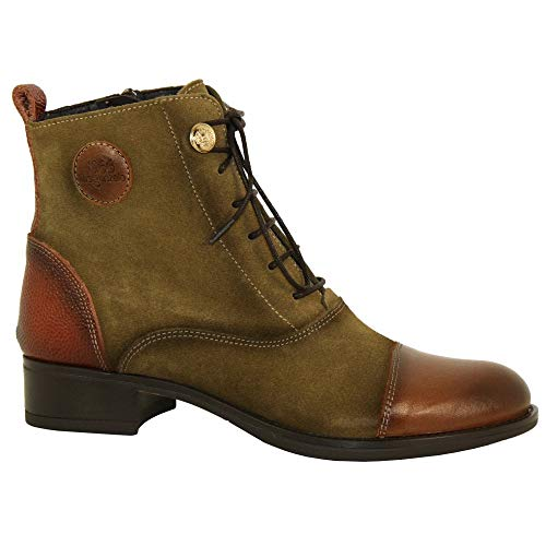 4769M Luis Gonzalo Boot Olive Ankle tq7qrwaF