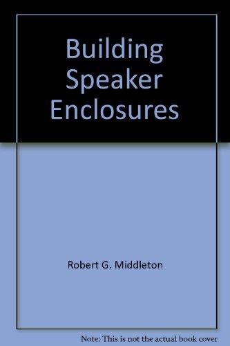 Building Speaker Enclosures