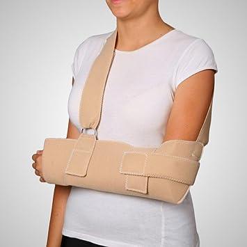EMO, Cabestrillo, Inmovilizador de hombro sling, Talla universal