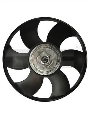 TYC 8210008Fan, Engine Cooling Fan Motor, Fan, Condenser Fan