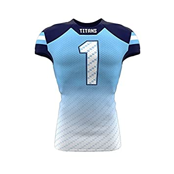 Prostyle American Football Star Style Jersey, 30 Pieza Football Team Set