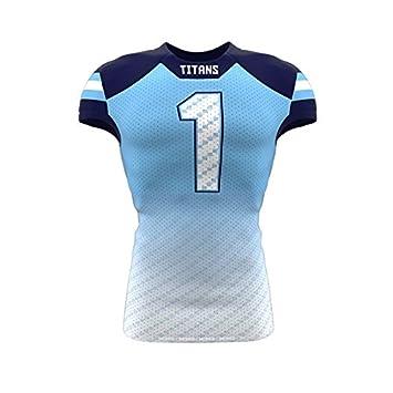 Prostyle American Football Star Style Jersey, 30 Pieza Football Team Set