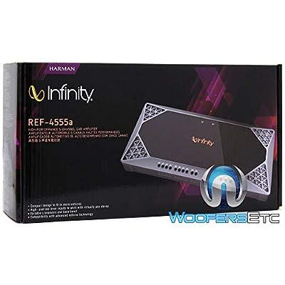 Infinity REF4555A 760-watt 5-channel Amplifier (Renewed): Car Electronics
