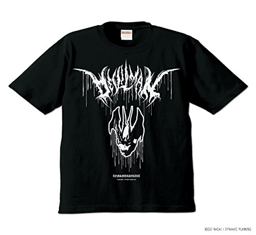 GO NAGAI × TOM`S MURDER ART デビルマン S/S Tシャツ [XXLサイズ]の商品画像