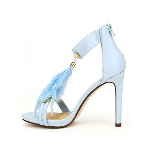 Chaussures Blue Sandale Lovely C'm Bleu Femme Cendriyon pBRnIqnwx