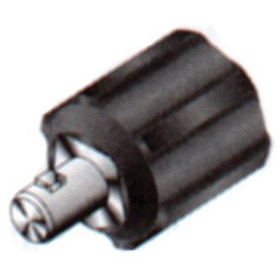 International DINSE Type Machine Plug Adapters - le lda black plug05330 ()