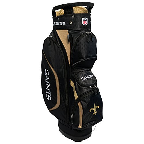 Team Golf NFL Clubhouse Cart Bag, Jacksonville Jaguars by Team Golf