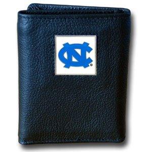 North Carolina Purse (NCAA North Carolina Tar Heels Leather Tri-Fold Wallet)
