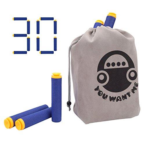 30-dart-refill-pack-mega-sponge-round-head-soft-bullets-refill-darts-for-nerf-n-strike-elite-mega-se