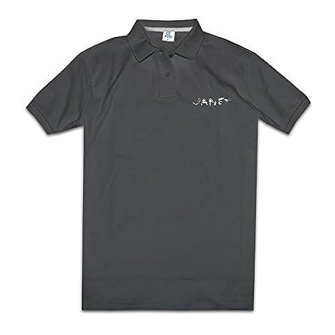 Janet Jackson 3 Women's Poloshirt Cotton (Would You Mind Janet Jackson)