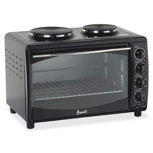 Avanti AVAMKB42B Electric Oven, Black