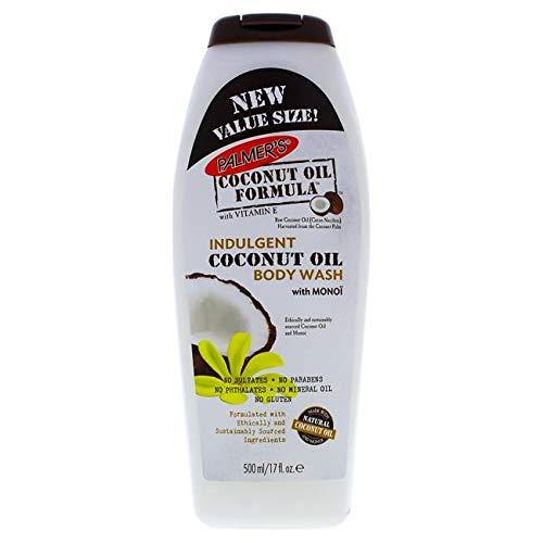 Palmer's Coconut Oil Indulgent Body Washsex Body Wash, 17 Ounce