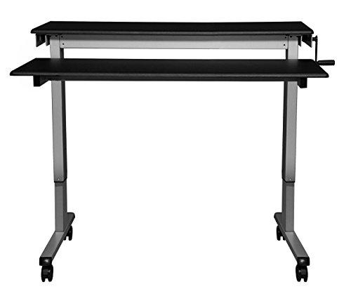 Crank Stand Up Desk (48