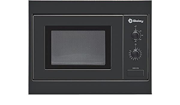 Balay 3WMN-1958, 1270 W, 230 V, 50 Hz, Negro, 453 x 320 x 280 mm ...