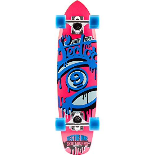 sector-9-the-95-complete-skateboard-pink