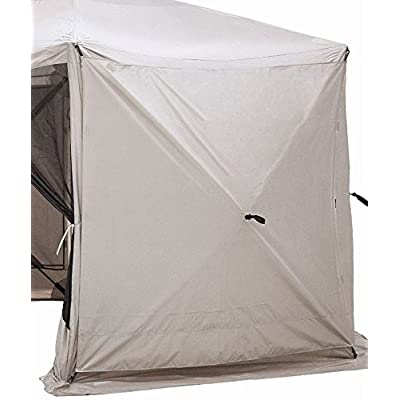 Gazelle 21077 Pop-up Portable Gazebo Screen Tent Wind Panels, 3 Pack : Garden & Outdoor