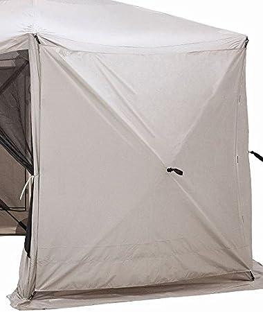 Gazelle 21077 Pop-up Portable Gazebo Screen Tent Wind Panels