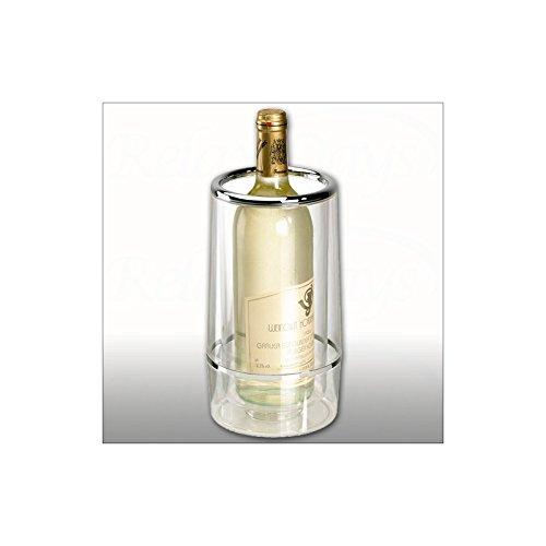 Flaschenkühler Sektkühler Weinkühler doppelwandig