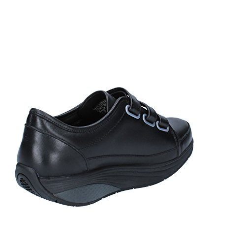 Mbt Femme Cuir Cuir Noir Mbt Femme Sneakers Sneakers rqwrEUxHg