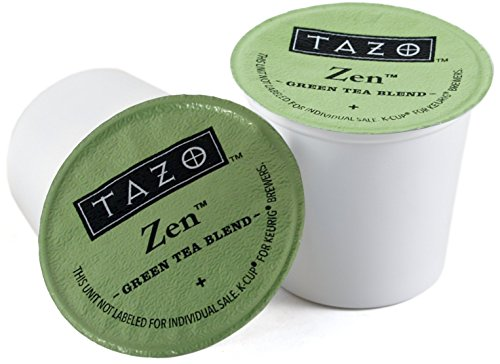 Tazo Zen Green Tea Keurig K-Cups, 160 Count (Tazo Zen Full Leaf Tea compare prices)