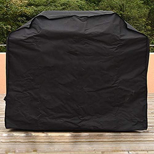 Copertura Antipioggia For Barbecue Copertura Antipolvere For Griglia Copertura For Barbecue Impermeabile Ispessita Grande Panno Impermeabile