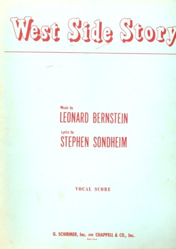 west-side-story-vocal-score