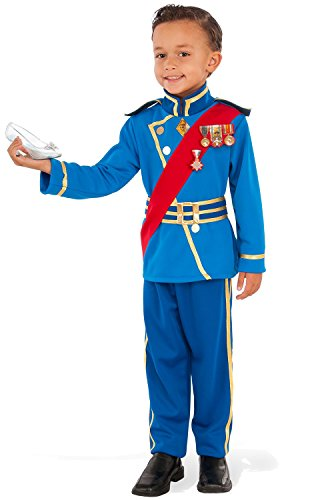 Rubies Costume 630964-S Child's Royal Prince Costume, Small, ()