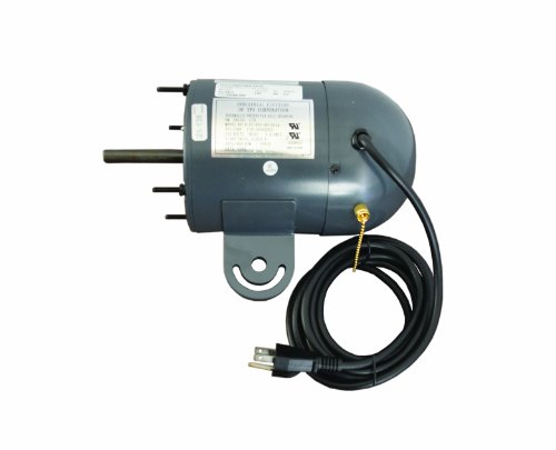 TPI Corporation AC-MOT Industrial Motor for Circulators, Single Phase, 120 ()