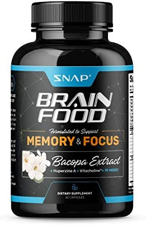 Brain Boost Nootropics Concentration Enhancement product image