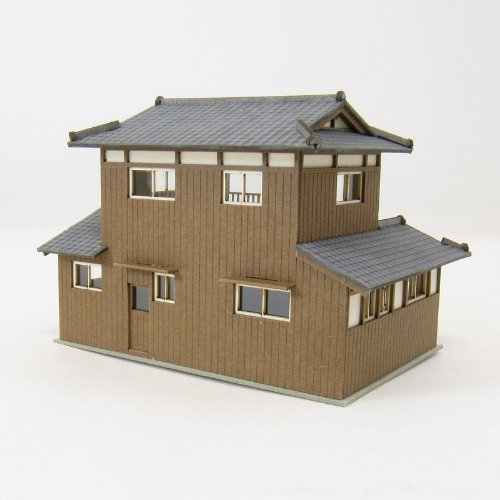 1/150 diorama series Minka C MP03-85 (Paper Craft) (jap