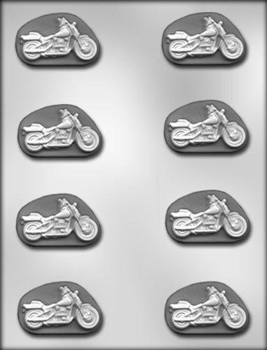Motorcycle Candy Mold - 1