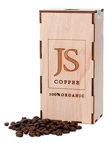JS Coffee: Organic Coffee Beans, Great Gift 1 LB.