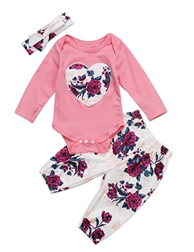 newborn-baby-girls-floral-heart-peach-print-romper-long-pants-with-bowknot-headband-outfit-set-0-6-m